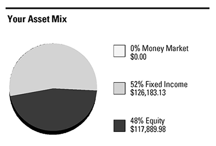 Your Asset Mix