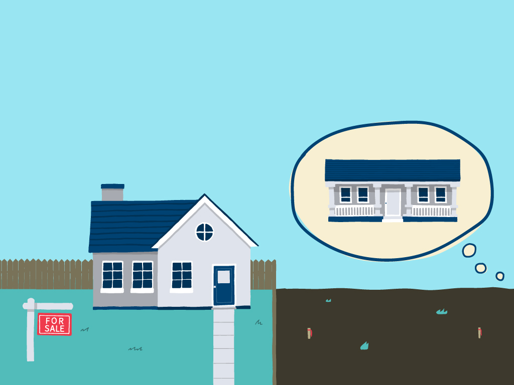 how to make the right decision when buying a house