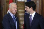 Justin Trudeau first leader to talk to U.S. president-elect Joe Biden